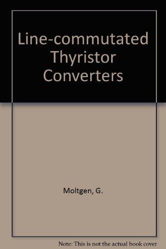 9780273318828: Line-commutated Thyristor Converters