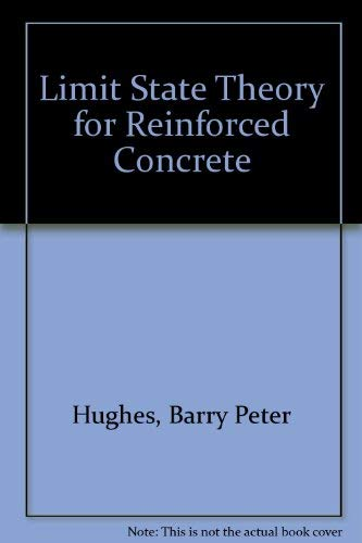 9780273360377: Limit State Theory for Reinforced Concrete
