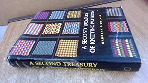 9780273360735: Second Treasury of Knitting Patterns