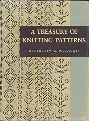 9780273403425: Treasury of Knitting Patterns