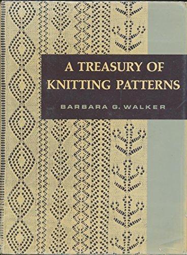 9780273403425: Treasury of Knitting Patterns