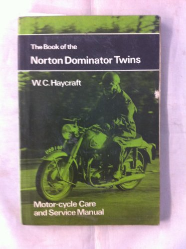 9780273404507: Book of the Norton Dominator Twins (Motor Cyclists' Library)