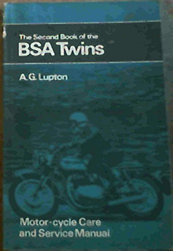 9780273405306: Second Book of the BSA Twins (Motor Cyclists' Lib.)