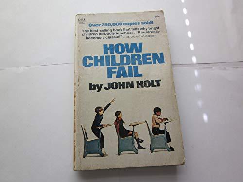 9780273409854: How Children Fail