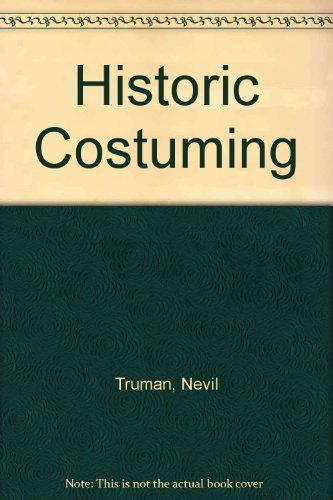 9780273416326: Historic Costuming