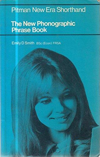 9780273422549: Pitman New Era Phonographic Phrase Book (Pitman Shorthand)
