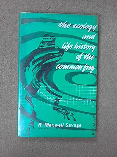 9780273425236: Ecology and Life History of the Common Frog