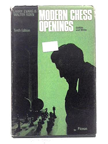 Modern Chess Openings (Griffith & White): Evans, Larry