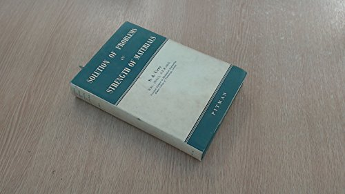 9780273430148: Solution of Problems in Strength of Materials