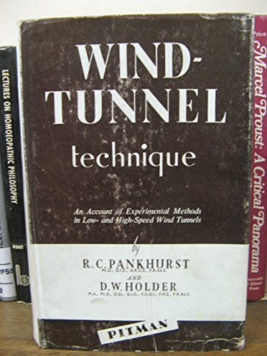9780273433538: Wind-tunnel Technique