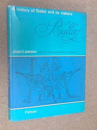 9780273435815: History of Ballet and Its Makers