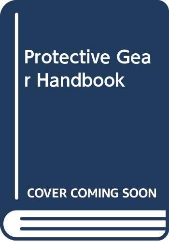 9780273436553: Protective Gear Handbook