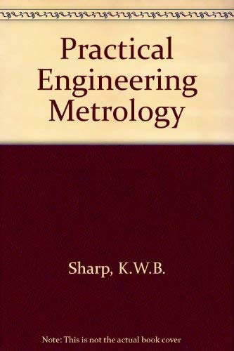9780273439417: Practical Engineering Metrology