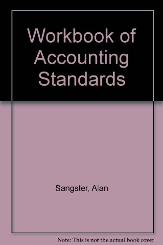 9780273601043: Workbook of Accounting Standards