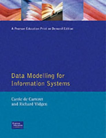 9780273602620: Data Modelling for Information Systems