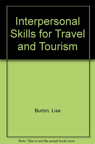 9780273604679: Interpersonal Skills for Travel and Tourism