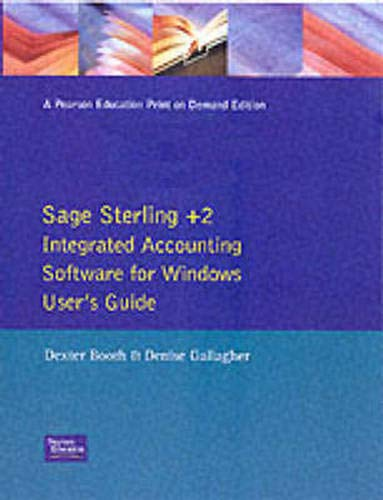 9780273605195: From Start to Finish: Sage Sterling +2 Financial Controller for Windows Version 4.0