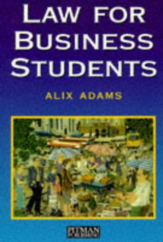 9780273607076: Law For Business Students