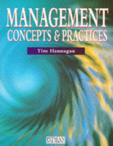 9780273607731: Management Concepts and Practices