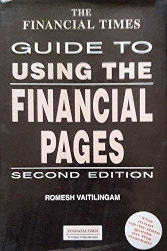 9780273612483: The Financial Times Guide to Using the Financial Pages (Financial Times Management Series)