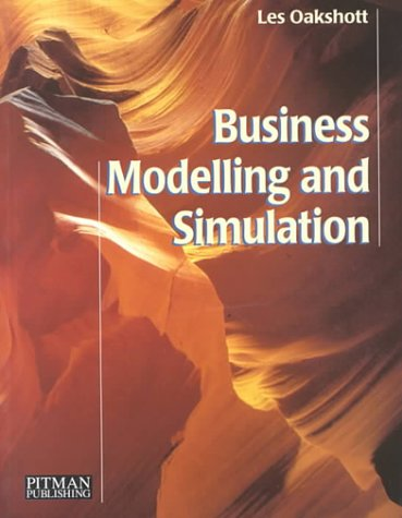 9780273612513: Business Modelling and Simulation