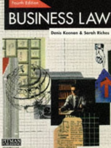9780273614081: Business Law
