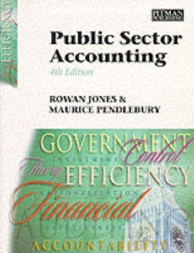 9780273614159: Public Sector Accounting