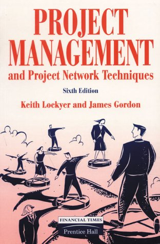 9780273614548: Project Management and Project Network Techniques