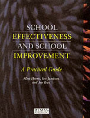 9780273616221: School Effectiveness Toolbox: A Practical Guide for Schools