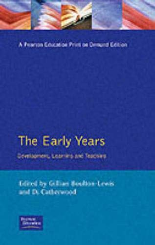 Early Years: Development, Learning and Teaching: Di Catherwood