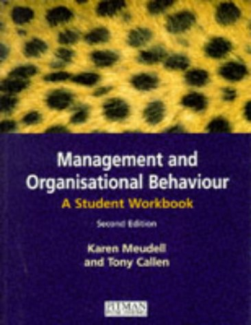 Management and Organisational Behaviour: Student's Workbook: Mullins, Laurie J.