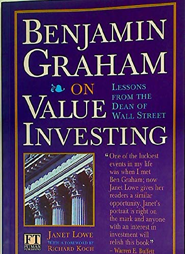 9780273622147: Benjamin Graham on Value Investing: Lessons from the Dean of Wall Street (