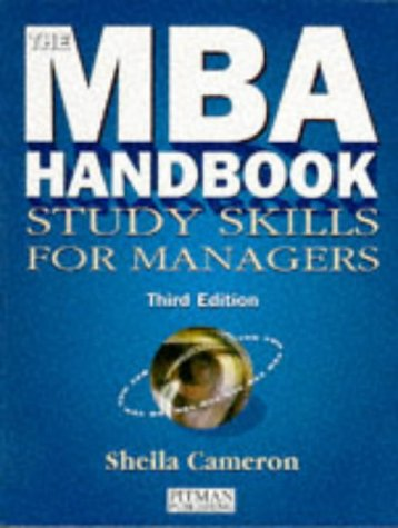 9780273623465: The MBA Handbook: Study Skills for Managers