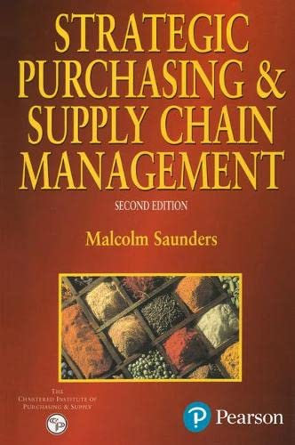 9780273623823: Strategic Purchasing and Supply Chain Management