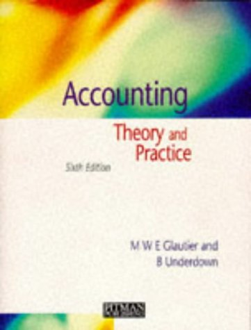 Accounting Theory And Practice: Underdown, Prof Brian