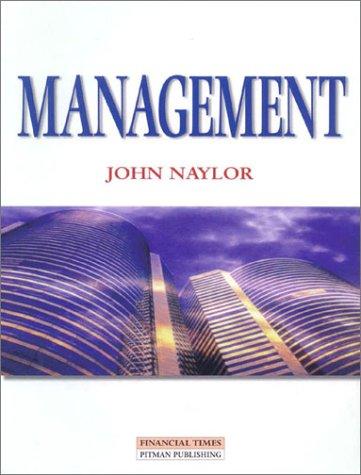 9780273625322: Management