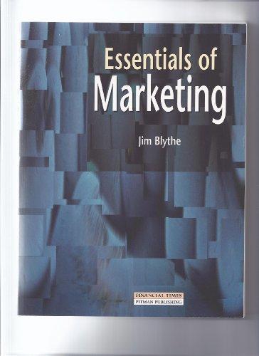 9780273630210: Essentials of Marketing