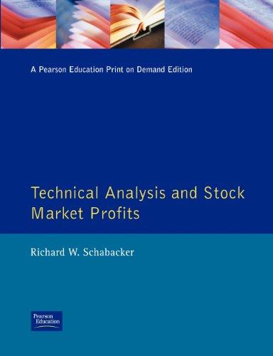 9780273630951: Technical Analysis and Stock Market Profits