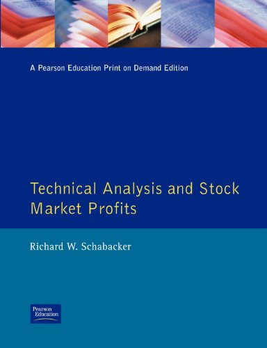 9780273630951: Technical Analysis and Stock Market Profits