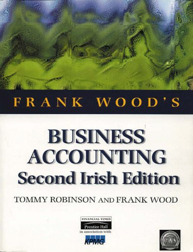 9780273631538: Business Accounting