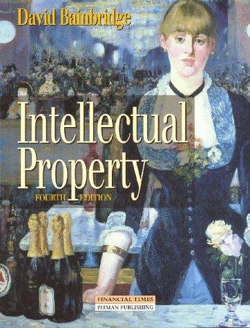 9780273631569: Intellectual Property