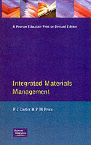 Integrated Materials Management: Ray Carter