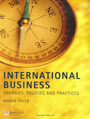 9780273637127: International Business: Theories, Policies, and Practices