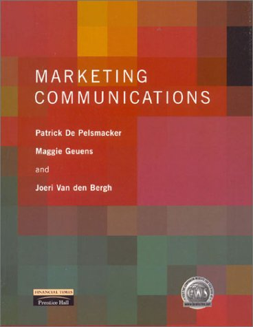 9780273638711: Marketing Communications