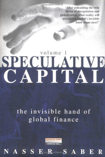 9780273641551: Speculative Capital