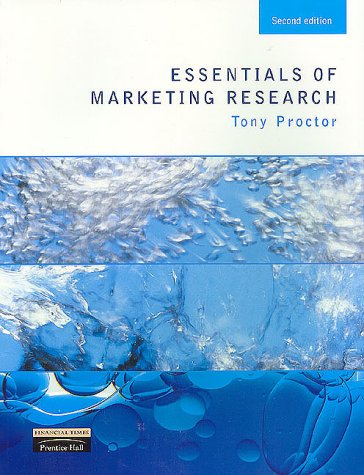 9780273642008: Essentials of Marketing Research