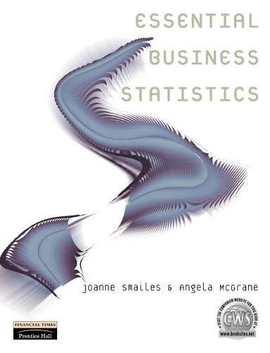 9780273643333: Essential Business Statistics