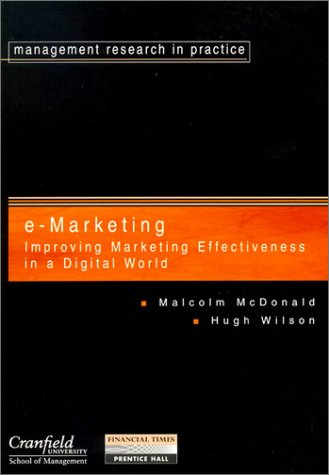 Improving Marketing Effectiveness in Digital Age (Financial: McDonald, Malcolm, Wilson,