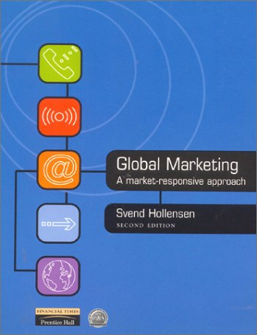 9780273646440: Global Marketing: A Market-Responsive Approach
