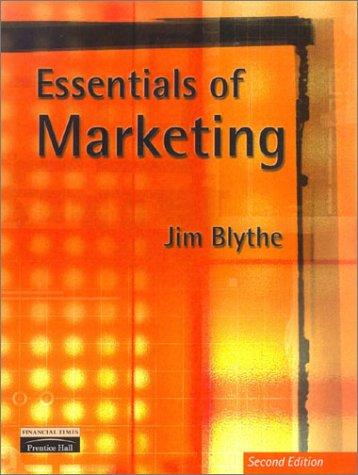 9780273646679: Essentials of Marketing